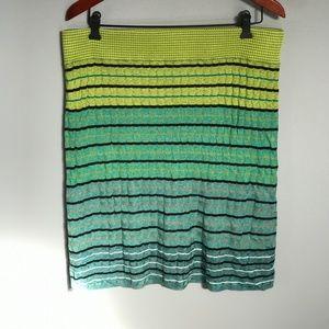 Loft  - Great Knit Skirt! So Comfortable! Size XL